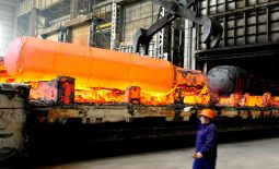 Chinese mills say 'pass' to more iron ore